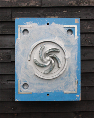 Blue Foundry Mold