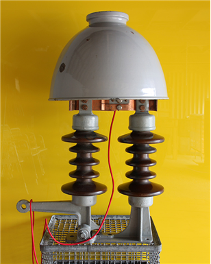 vintage Electricity Pylon Table lamp
