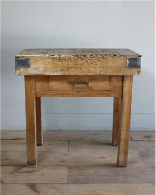 french butchers block