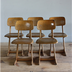 wooden Kids Chairs