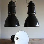 large industrial light